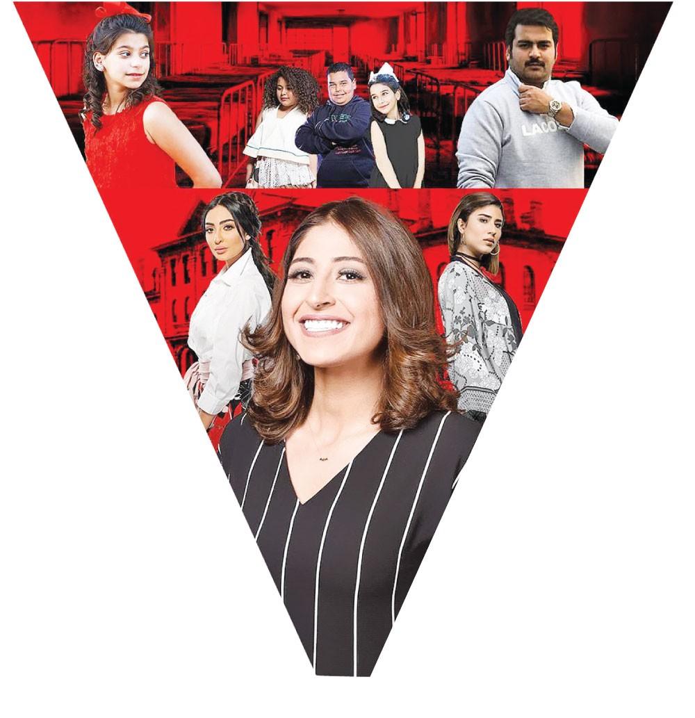المؤلفة البحرينية سحاب شجون تعرض مسرحيتها في السعودية