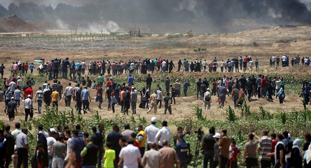 إسرائيل تشرع بمعاقبة غزة