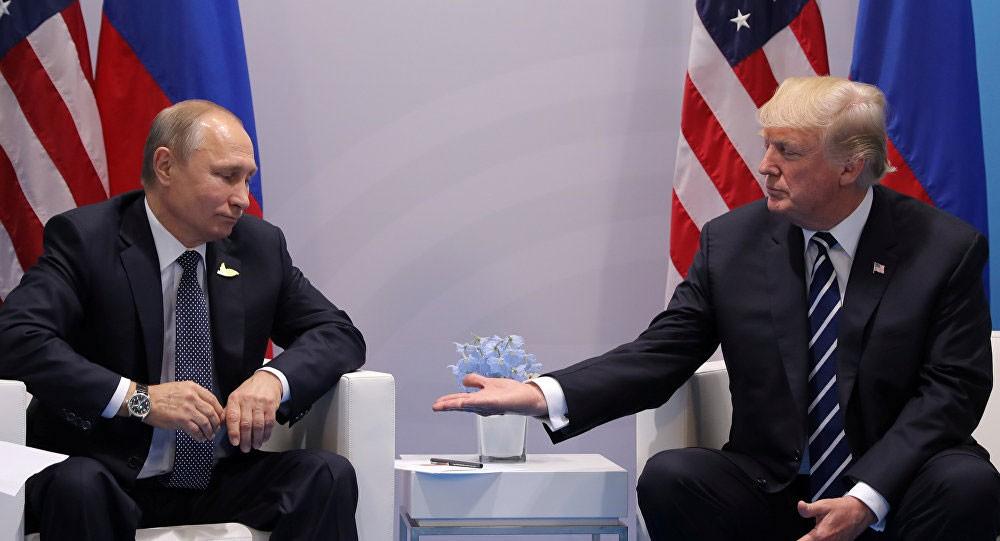 ترامب  لقاء بوتين أسهل من قمة الناتو