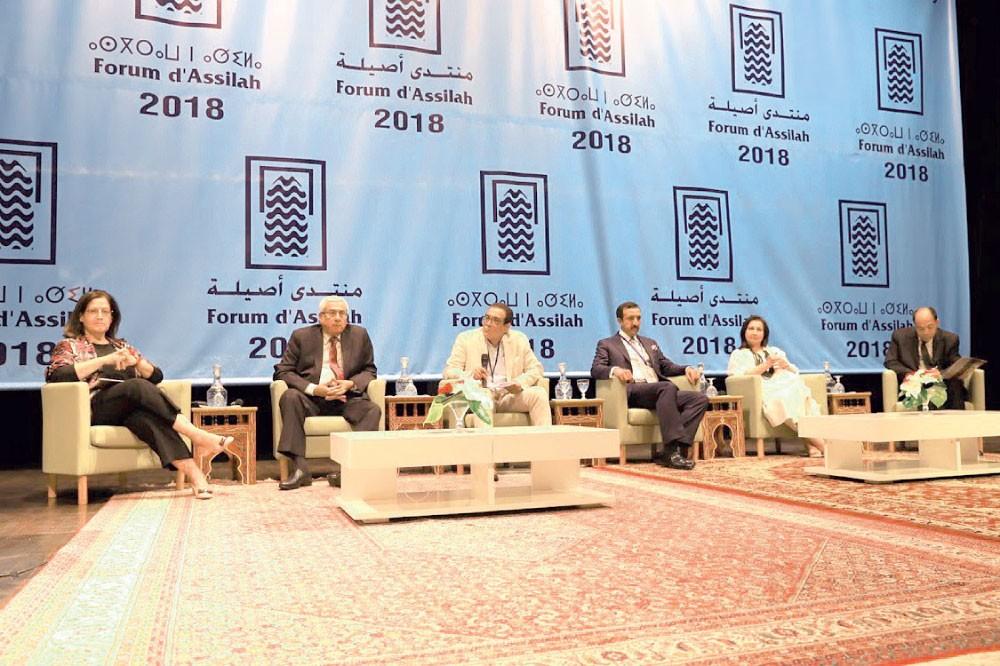 عبدالله بن أحمد : استثمار الموارد لتحقيق الرخاء وليس الصراعات