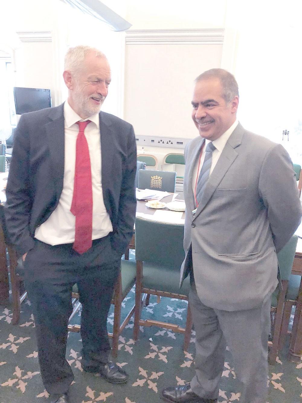 فواز بن محمد : البحرين الأولى في إنشاء مكتب للتظلمات بالمنطقة