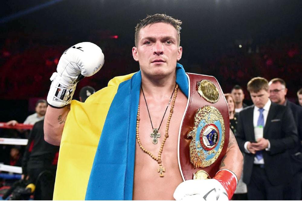 الأوكراني أوسيك يدخل التاريخ