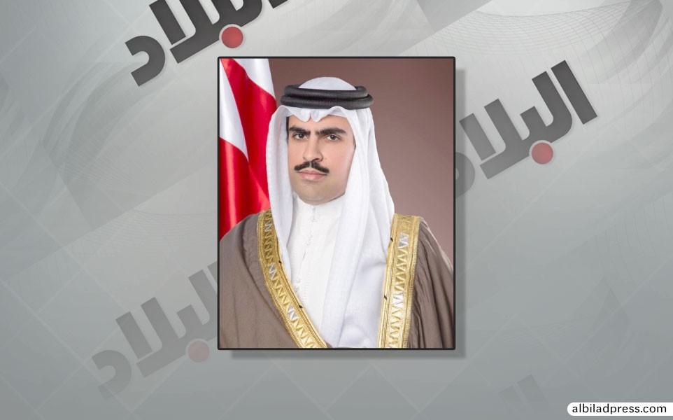 عبدالله بن راشد رئيسا فخريا للاتحاد البحريني لرفع الأثقال