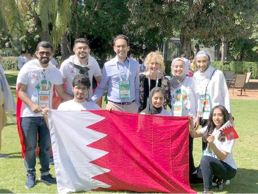 البحرينيون يرفعون اسم المملكة في منتدى عالمي بالمكسيك