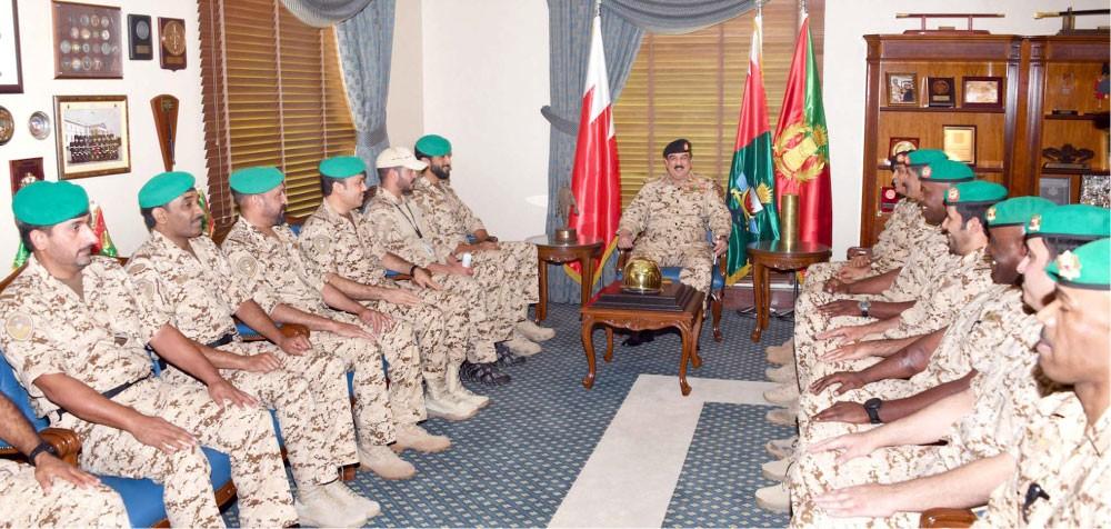 جلالة الملك: صنعتم مجدا حافلا بالبطولات في معركة الكرامة العربية ونصرة اليمن