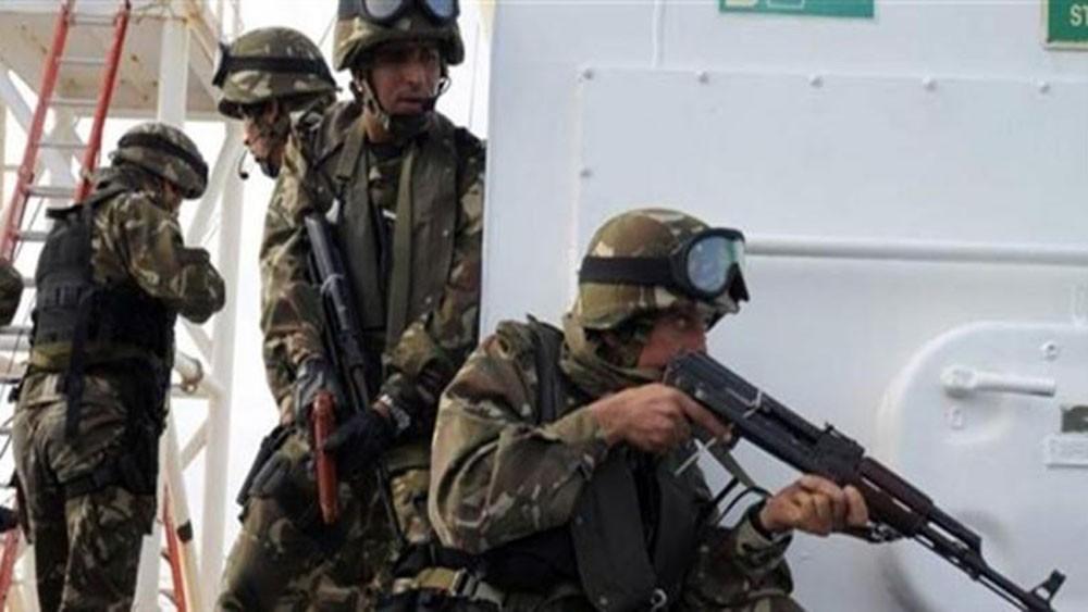الجزائر... مقتل 7 جنود و4 إرهابيين في هجوم