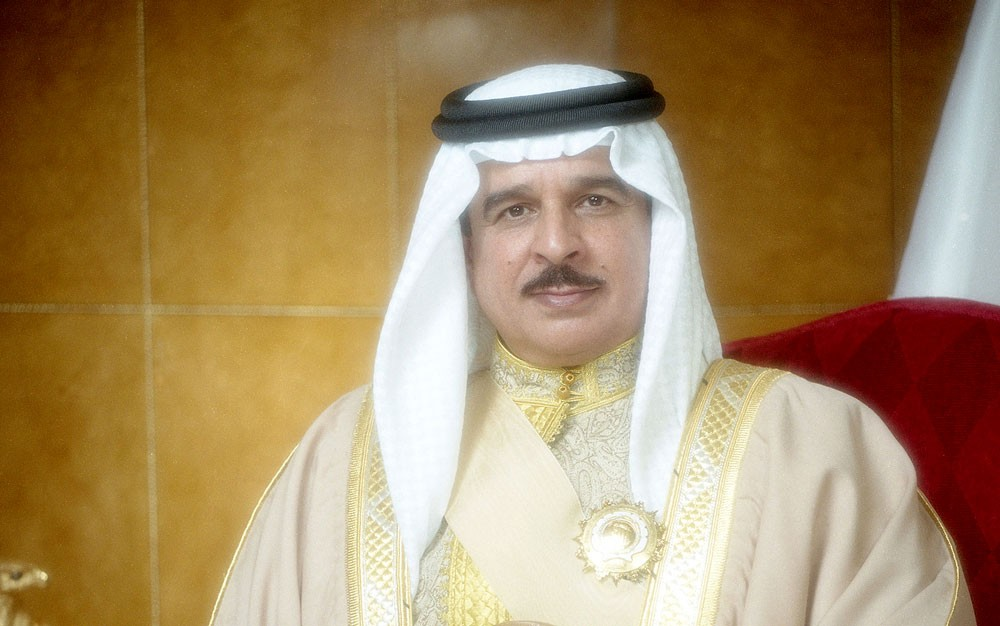 جلالة الملك يبعث رسالة شكر للبرلمان العربي
