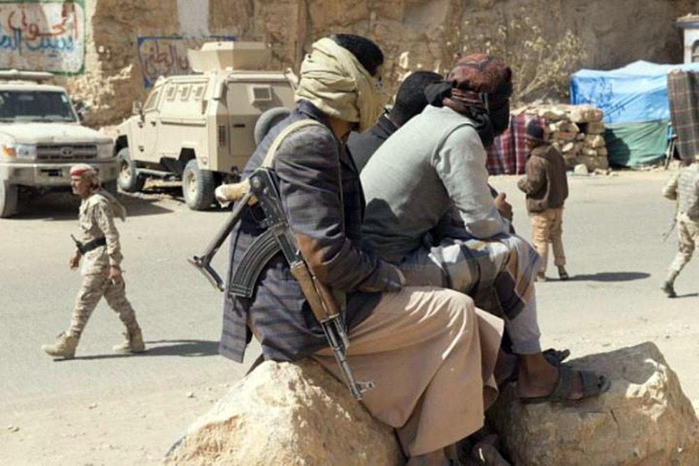 ضبط شحنة مخدرات قادمة من لبنان للحوثيين