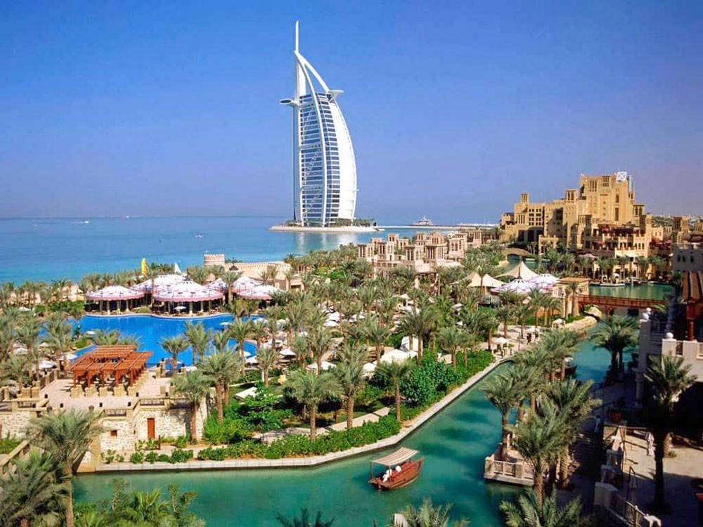 دبي ثالث مدن العالم للزيارة في 2018
