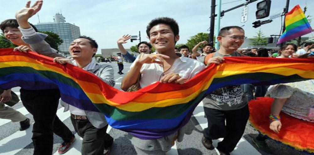 جدل في اليابان  بسبب المثليين