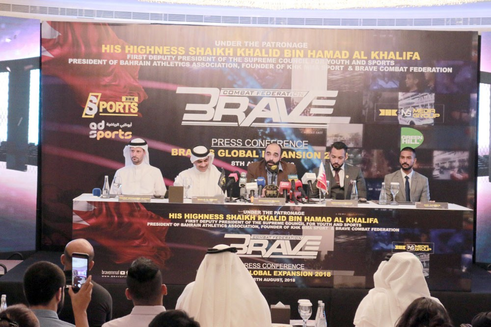 خالد بن حمد: بريف مشروع بحريني ذو صبغة وأهداف عالمية