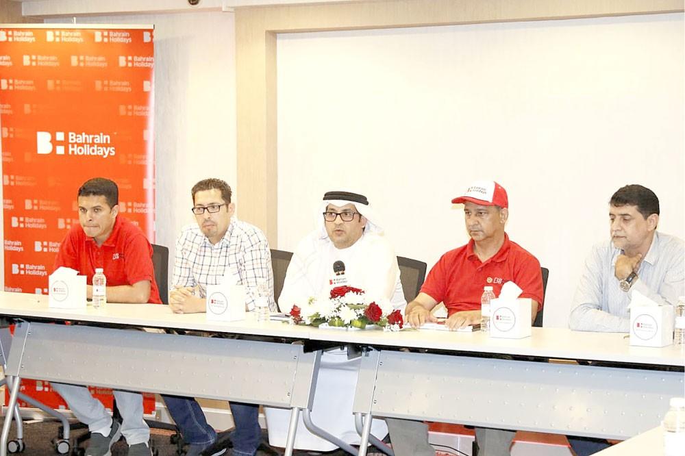 رحلة الصداقة العربية تنطلق للتعريف بالبحرين في 65 موقعًا