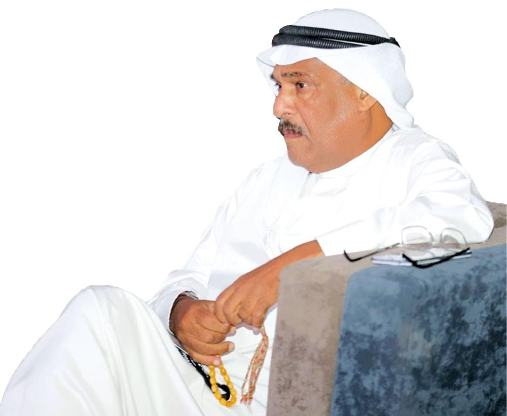 نجوم البحرين يطالبون جمهورهم بالدعاء لإبراهيم بحر