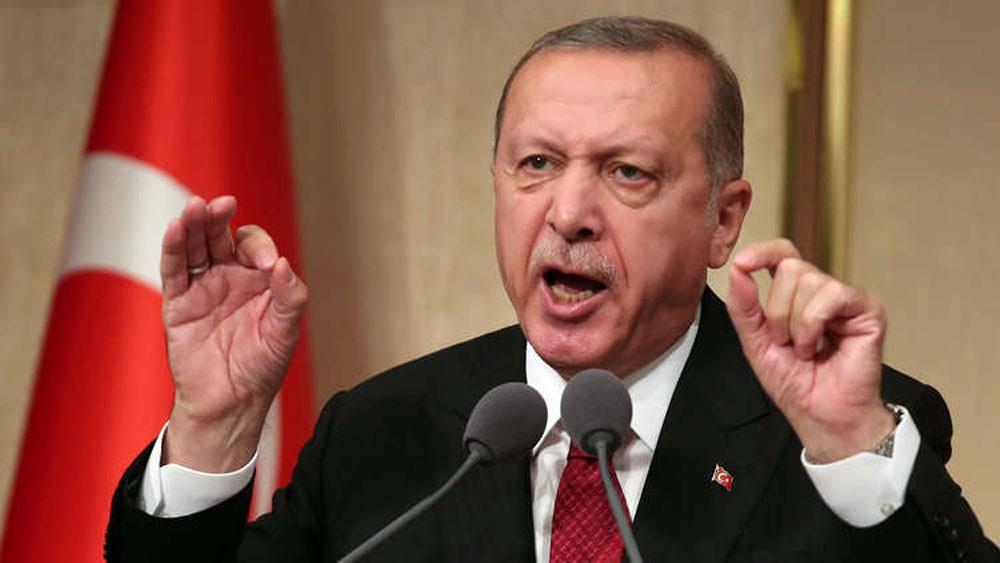أردوغان: سنقاطع المنتجات الإلكترونية الأميركية