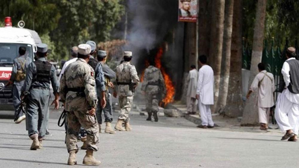 48 قتيلاً و67 جريحًا بتفجير انتحاري في كابول