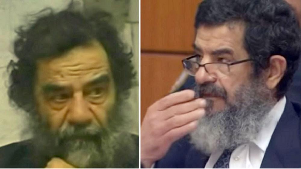 الإعدام لشبيه صدام في الولايات المتحدة