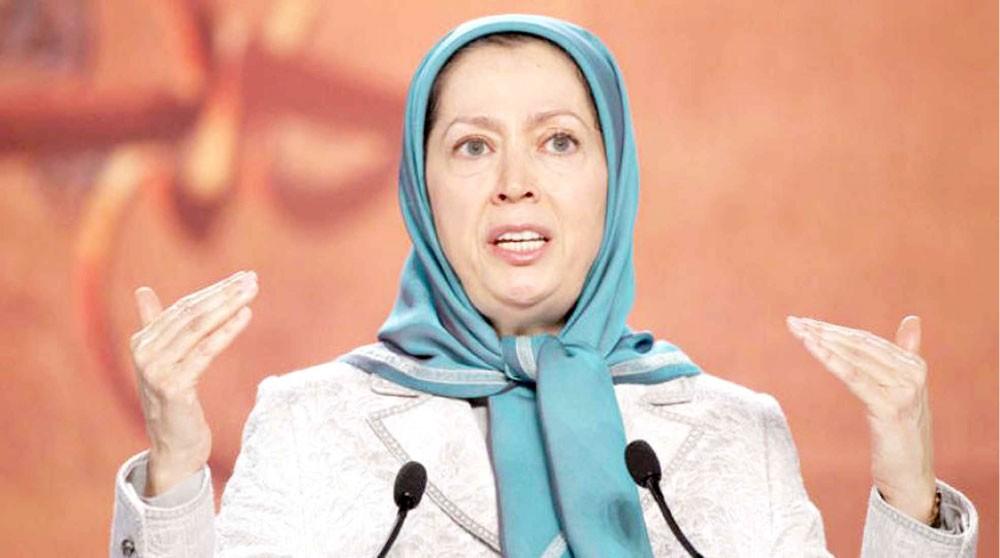 """رجوي بذكرى """"مجرزة إيران"""": أغلقوا سفارات النظام الإرهابي"""
