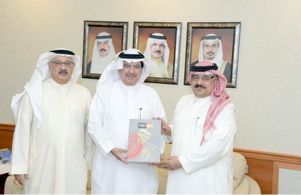 """""""البحرين الوطني"""" يدعم """"حسن الجوار"""""""