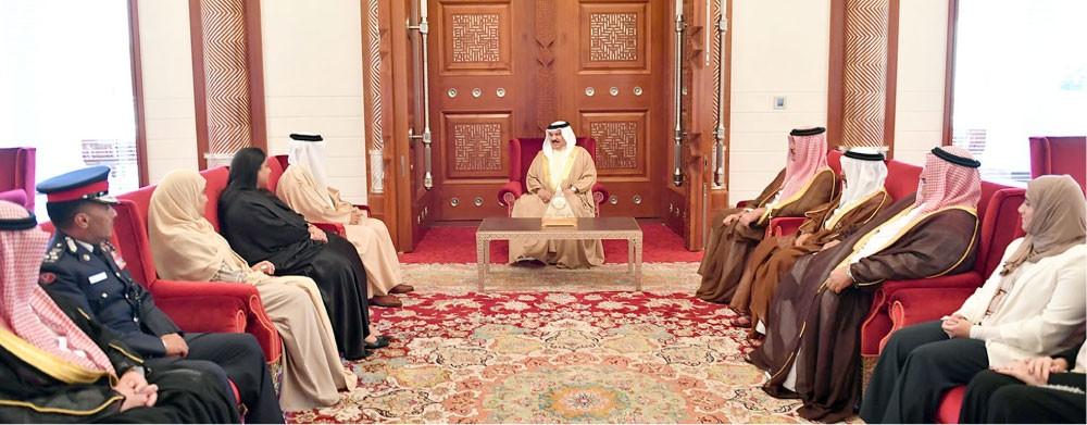 العاهل: التصنيف المتقدم للبحرين يعكس الالتزام بالمعايير الدولية