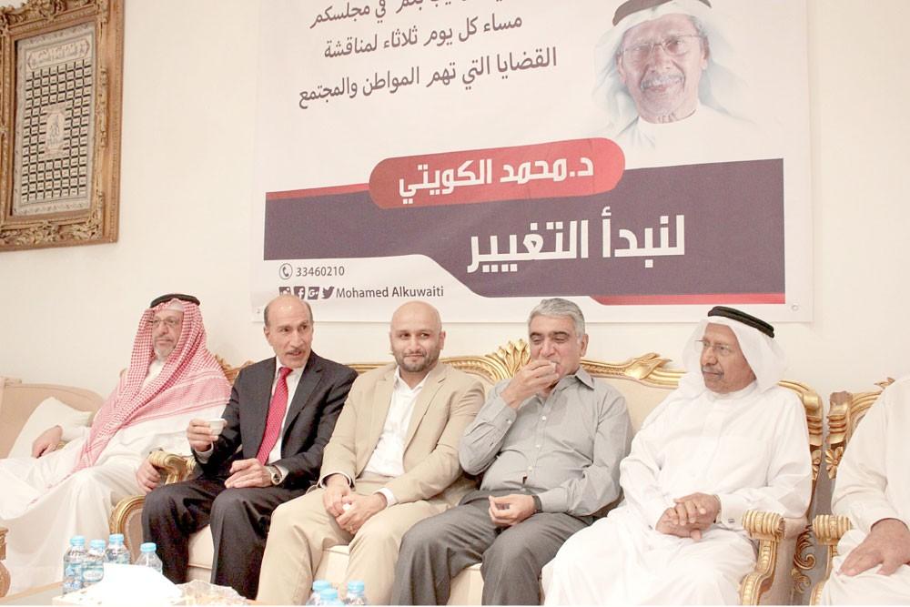 الاهتمام بالطبقة الفقيرة مدار بحث مجلس الكويتي
