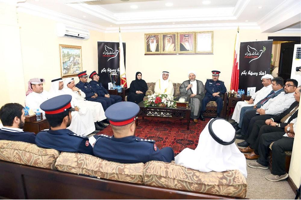 محافظ الشمالية يدعو لتشكيل هيئة المواكب الحسينية