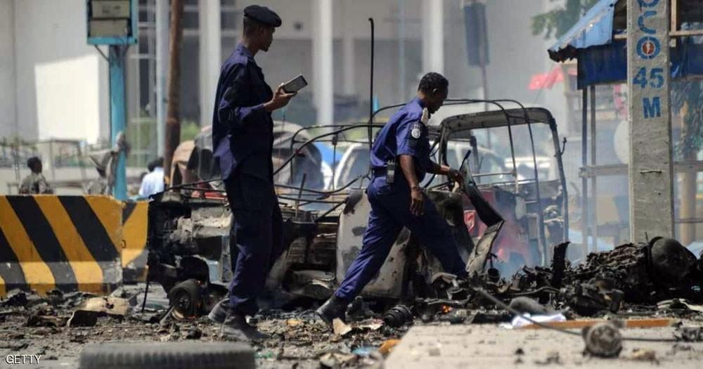 3 قتلى بهجوم انتحاري في مقديشو