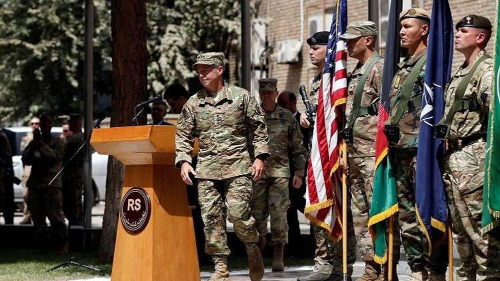 """قائد جديد لقوات """"الناتو"""" بأفغانستان"""
