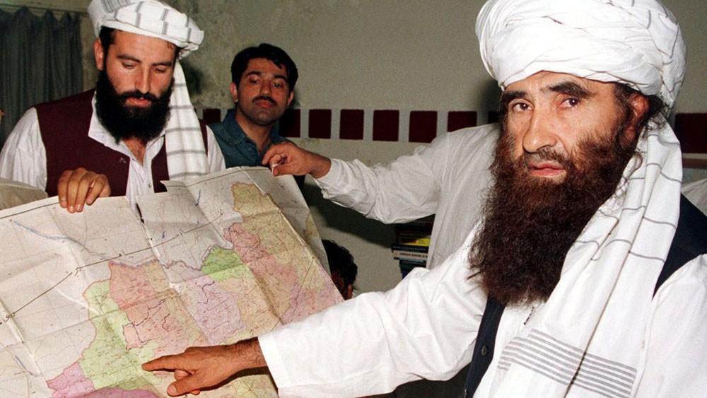 """""""طالبان"""" تعلن وفاة زعيم شبكة حقاني"""