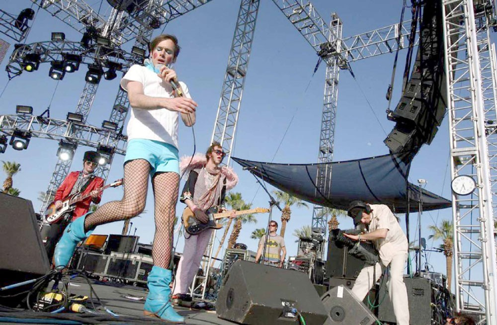 فرقة أميركية تلغي حفلا في إسرائيل