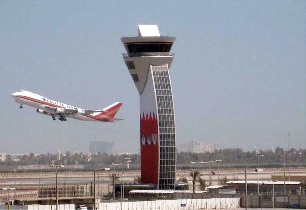 5 ملايين مسافر يعبرون مطار البحرين وسط نمو الشحن الجوي