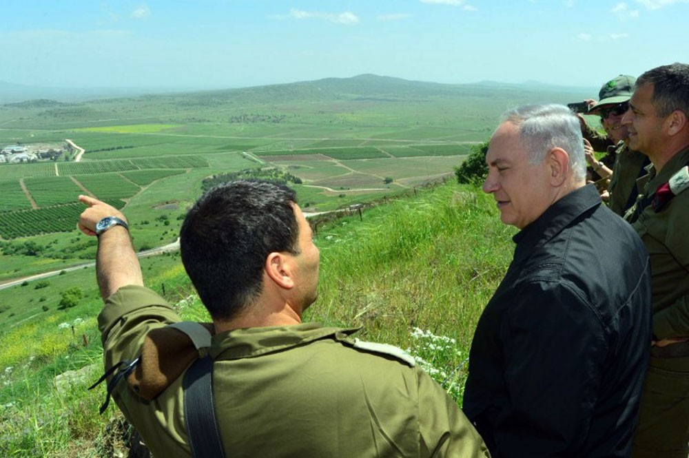 فريدمان: الجولان تحت سيادة إسرائيل إلى الأبد