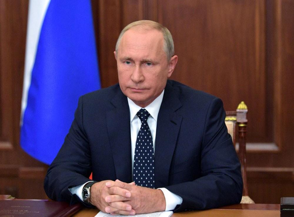 بوتين مسؤول عن هجوم غاز الأعصاب