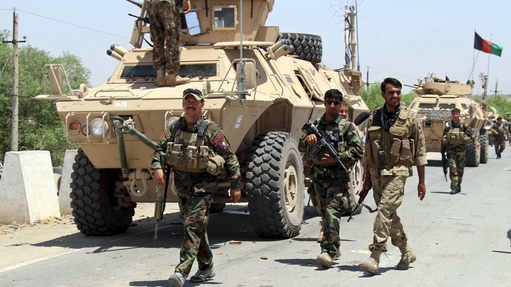 الصين ستدرب قوات أفغانية على أراضيها