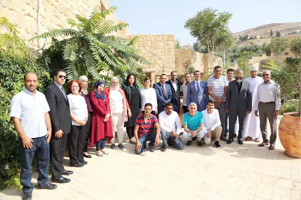 تطوير قدرات مديري مواقع التراث العالمي العرب