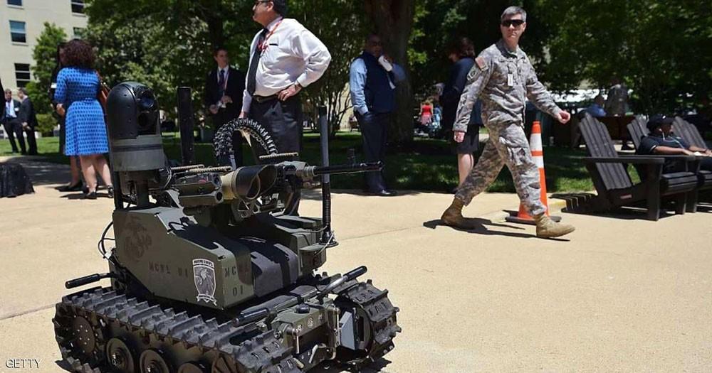 آلات عسكرية تتواصل كالبشر