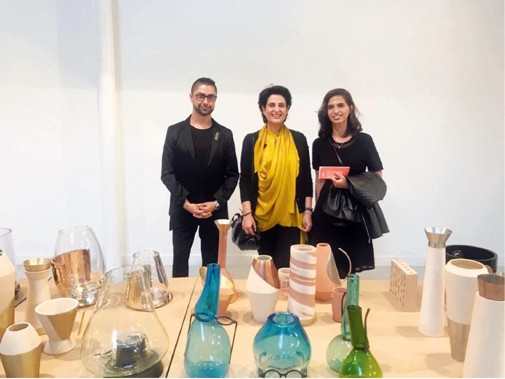 """""""الثقافة"""" تروج للحرفية البحرينية في صناعة الفخار"""