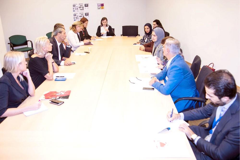 """""""الأعلى للمرأة"""" يبحث التعاون مع البرلمان الأوروبي"""