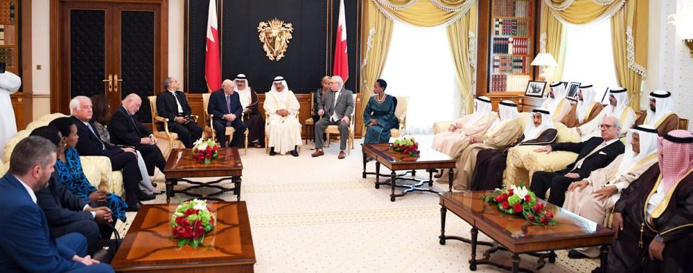سمو رئيس الوزراء: يجب تهيئة الفرص لتحفيز السلام وتكريس دعائمه