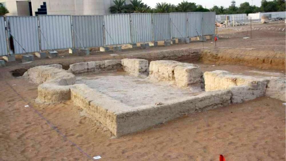 كشف أثري في الإمارات يعود إلى 1000 عام