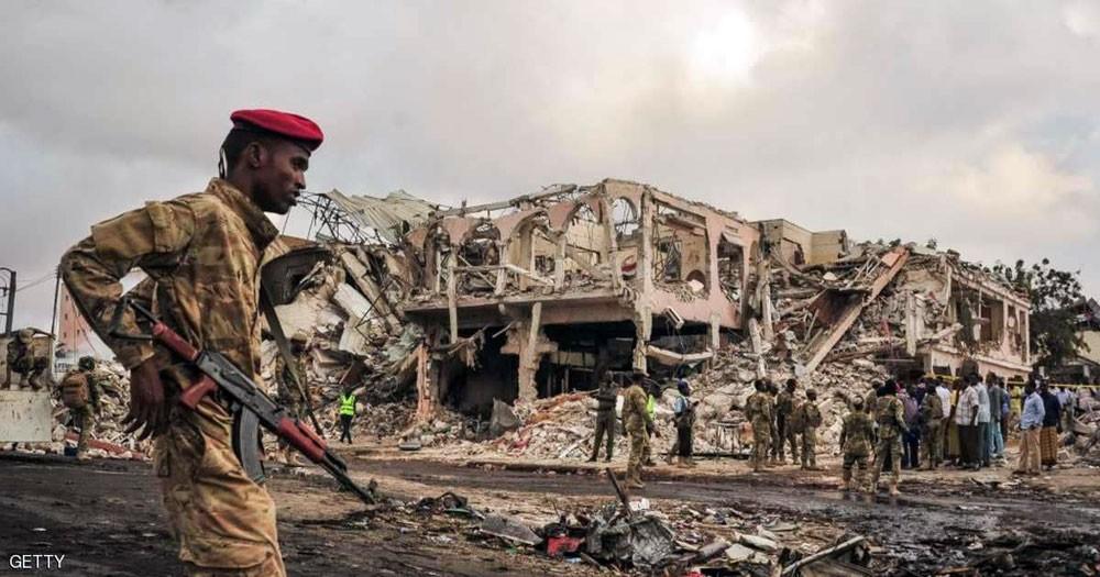 هجوم انتحاري يقتل  4 في مقديشو