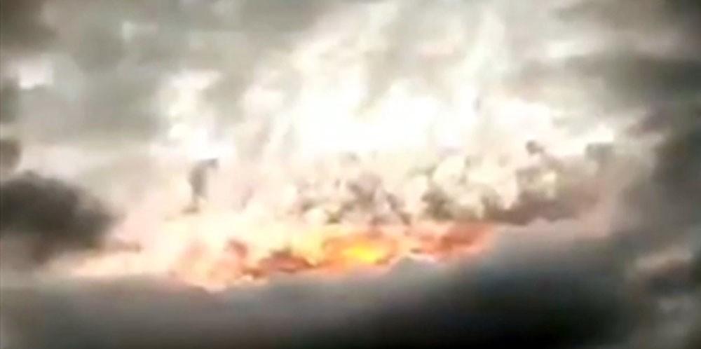 """""""السماء تحترق"""" في الهند"""