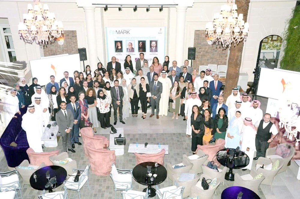 100 مهني وخبير يشاركون في لقاء للإرشاد الاحترافي والتشبيك
