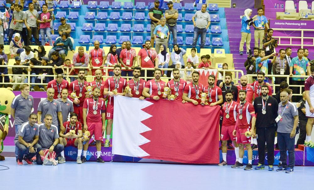 2019 عام مميز لكرة اليد البحرينية