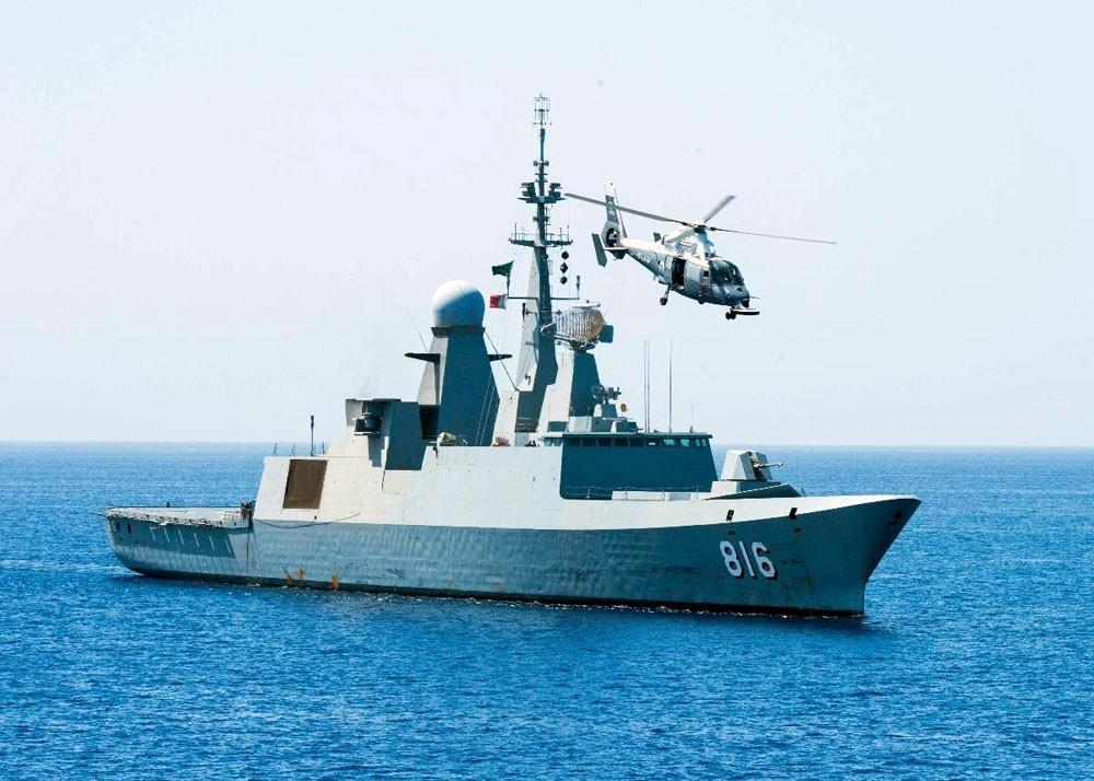مناورات أميركية لحماية الملاحة في الخليج العربي