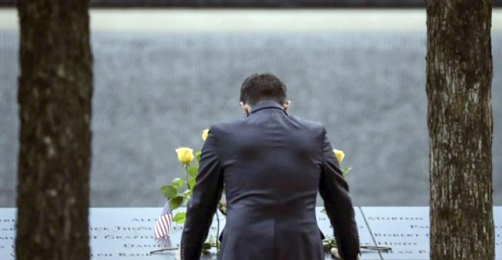 تكريم ضحايا 11 سبتمبر في نيويورك