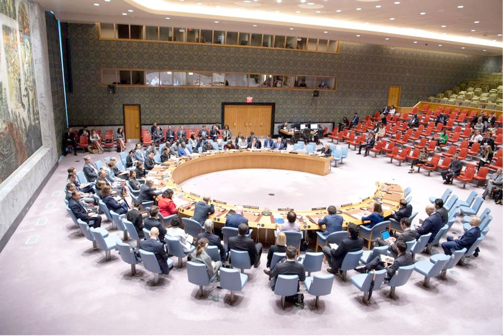"""مجلس الأمن يحذر من """"كارثة إنسانية"""" وشيكة في إدلب"""