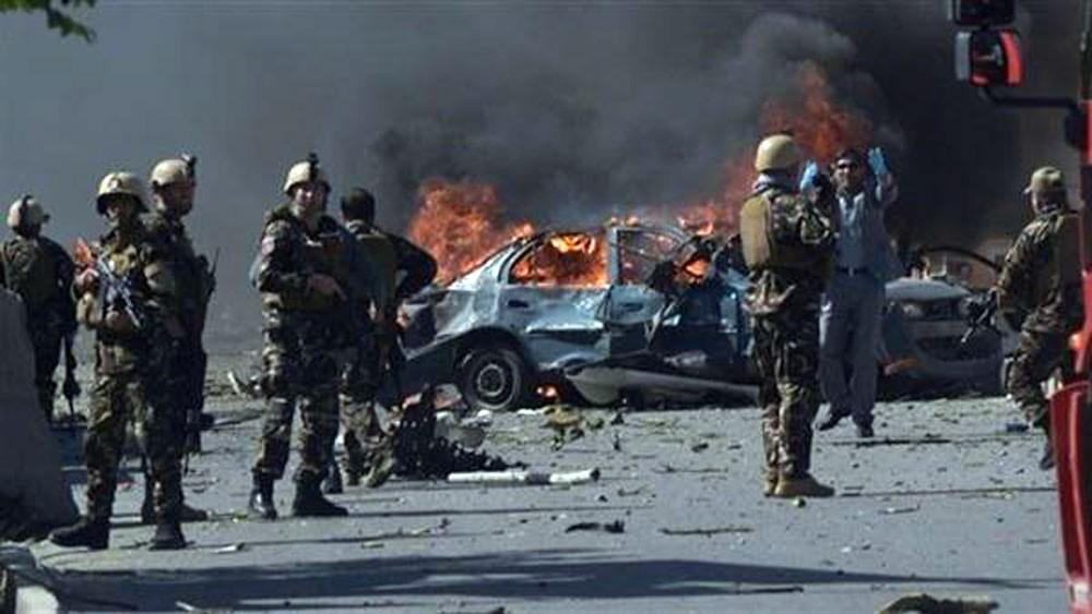 19 قتيلا في هجوم انتحاري ضد متظاهرين