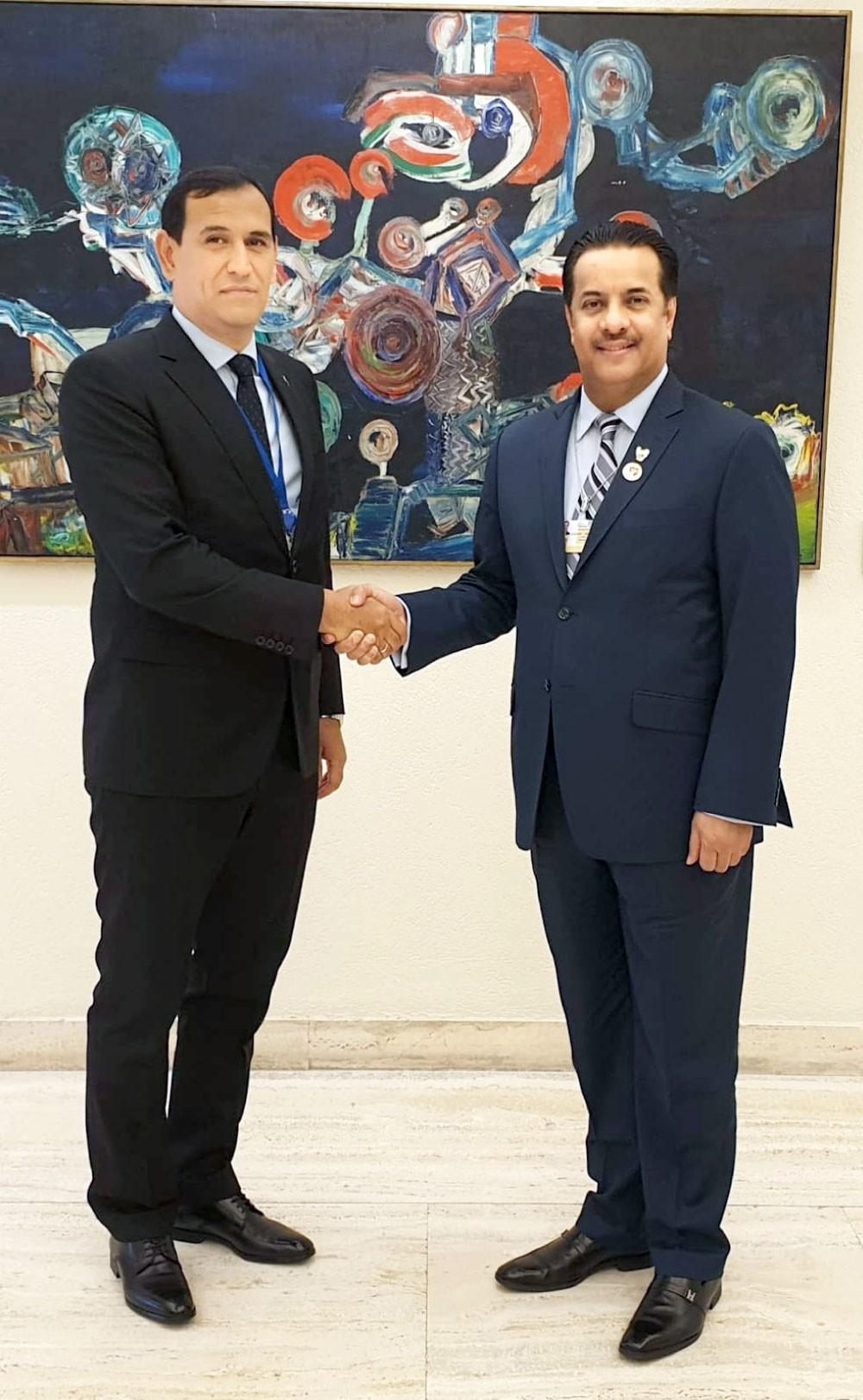مساعد وزير الخارجية: البحرين لؤلؤة الحرية وحقوق الإنسان