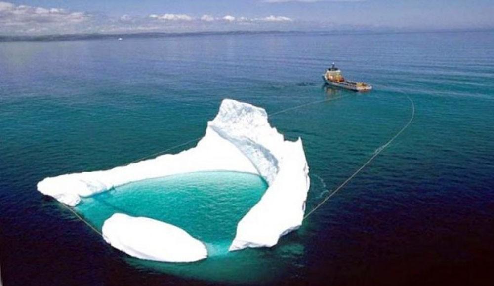 """اكتشاف """"قرية مدفونة"""" في القطب الجنوبي"""