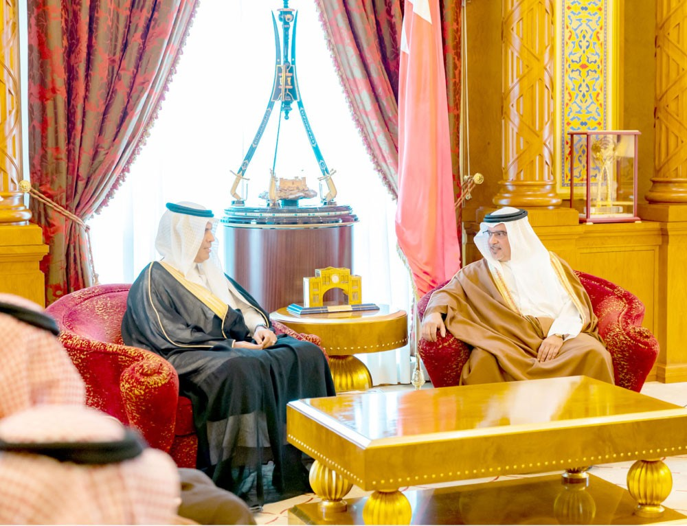سمو ولي العهد: السعودية تمثل عمقا إستراتيجيا واقتصاديا